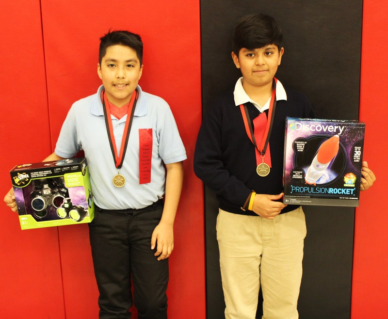 Maple 4th and 5th Grade Students Compete in Science Fair Thumbnail Image