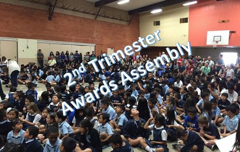 2nd Trimester Awards Assembly Thumbnail Image