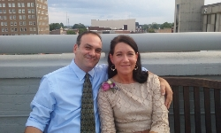 Picture of Mr. and Mrs. Fernetti