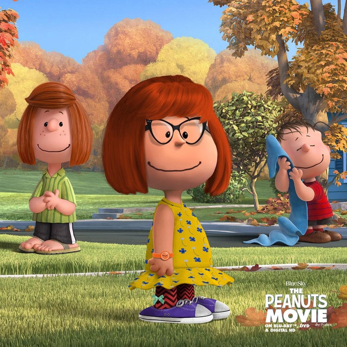 Mrs. Schippert's Peanuts Avatar