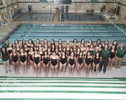 2017-18 Girls Swimming