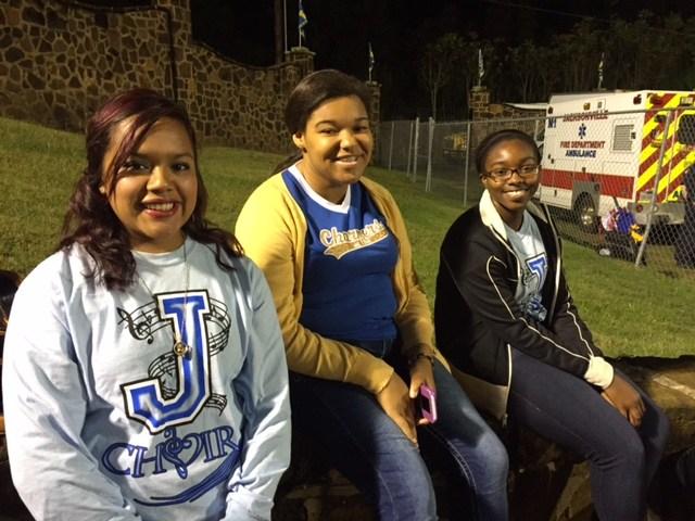 Senior Night at Tomato Bowl