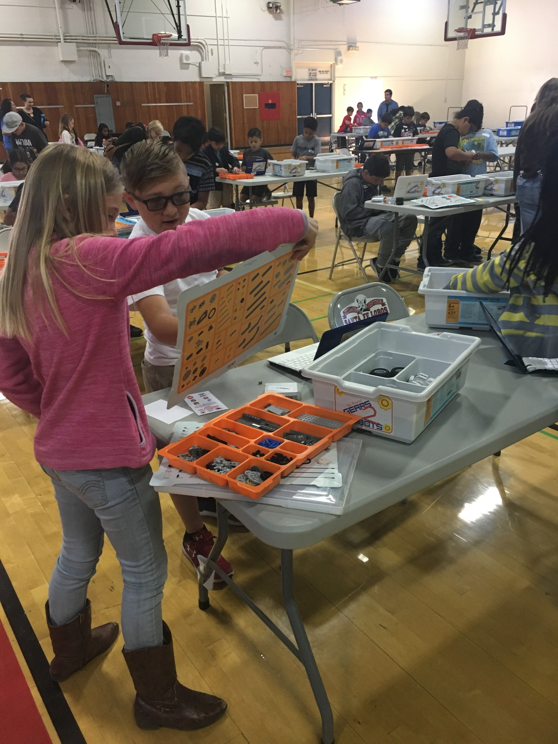 Hemet Robotics and STEM Expo