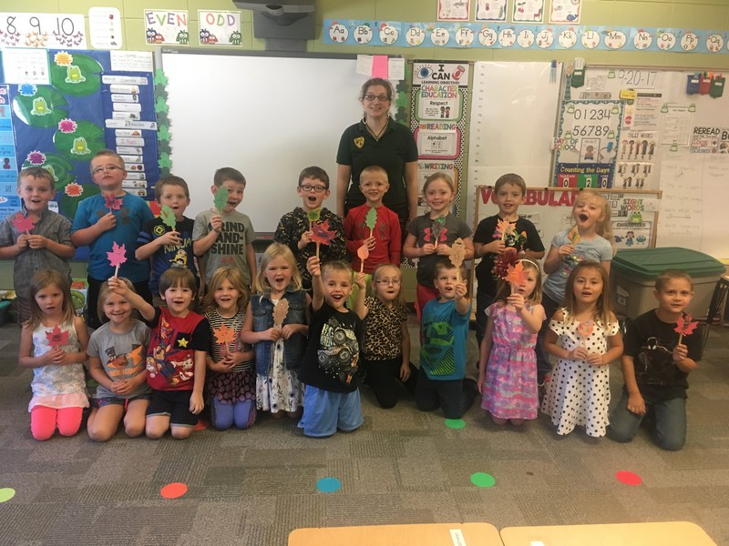 Monona County Conservation visit with Kindergarten Classes Featured Photo