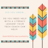 Literacy Lesson Help