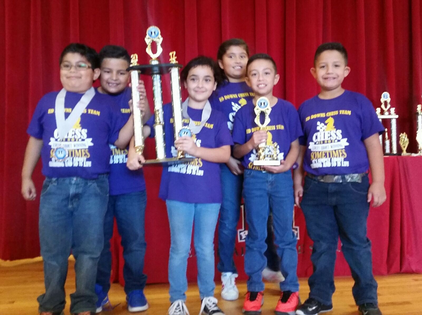 1st PLACE K-3rd (Oct. 7, 2017 Memorial Middle School)