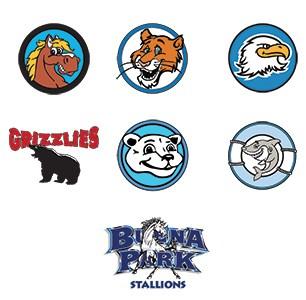 All School Logos