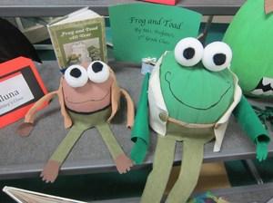 Frog & Toad Pumpkin
