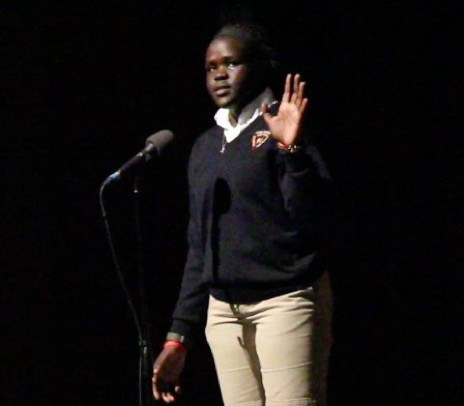 Judge Names Finalist for Poetry Out Loud 2018! Featured Photo