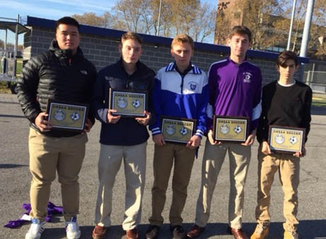 5 Named to CHSAA All-Star Team