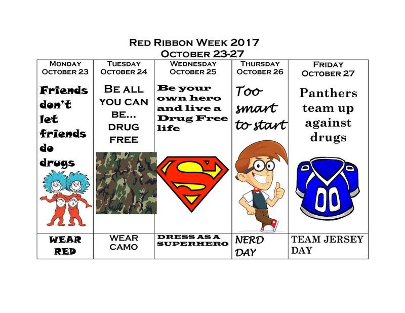 Red Ribbon Week Thumbnail Image