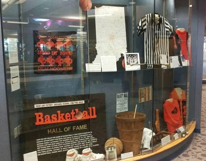 ISD Basketball Exhibit