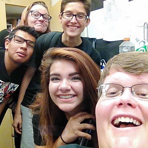 Some of my favorite students