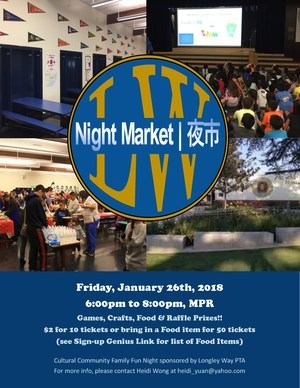 PTA Night Market