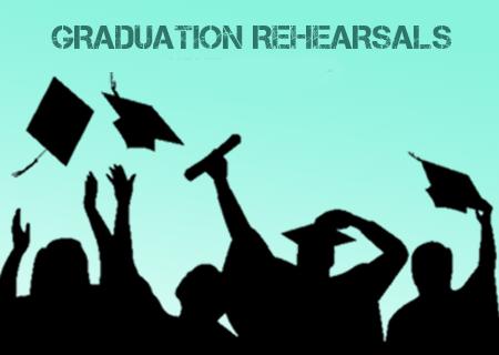 Mandatory Senior Graduation Rehearsal Featured Photo