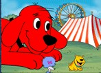 Link to Clifford PBS kids website