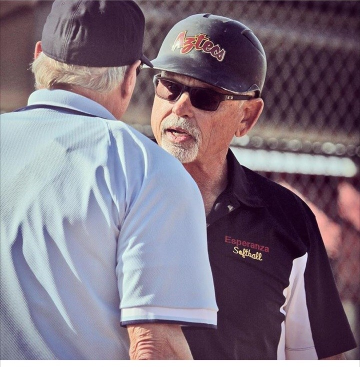 Ed Tunstall -19 years at the helm for EHS SOFTBALL Thumbnail Image