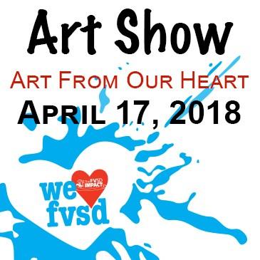 Art Show April 17, 2018