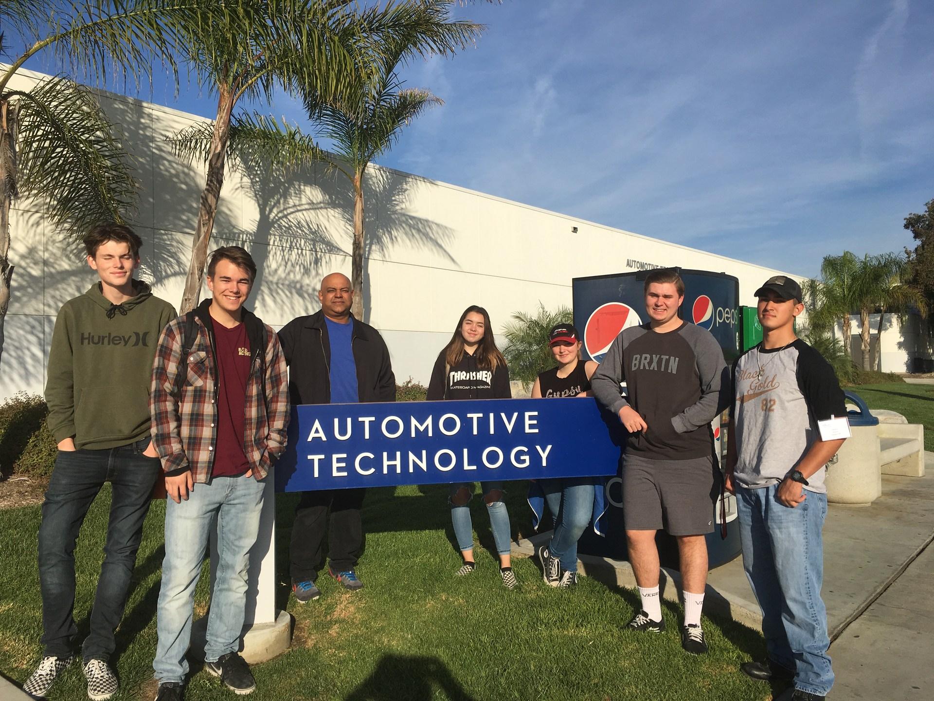Automotive Technology Hart District