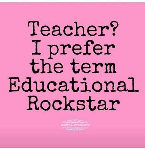 My preference: