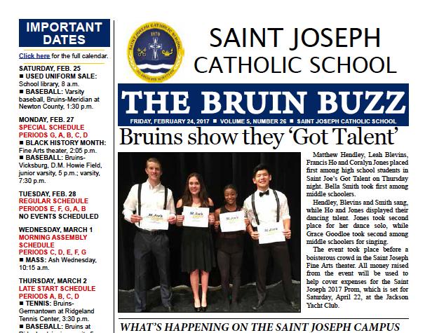 The Bruin Buzz, Feb. 24 Thumbnail Image