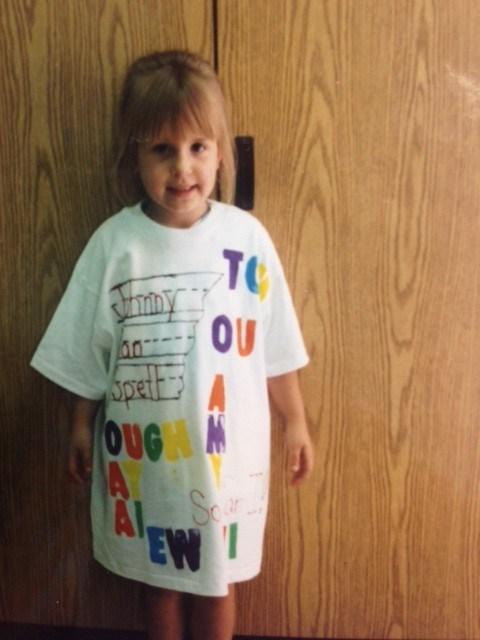 Amy First Grade