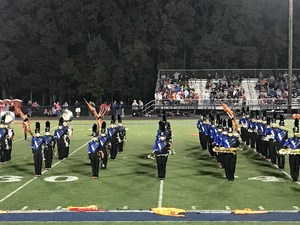 Marching Cougars