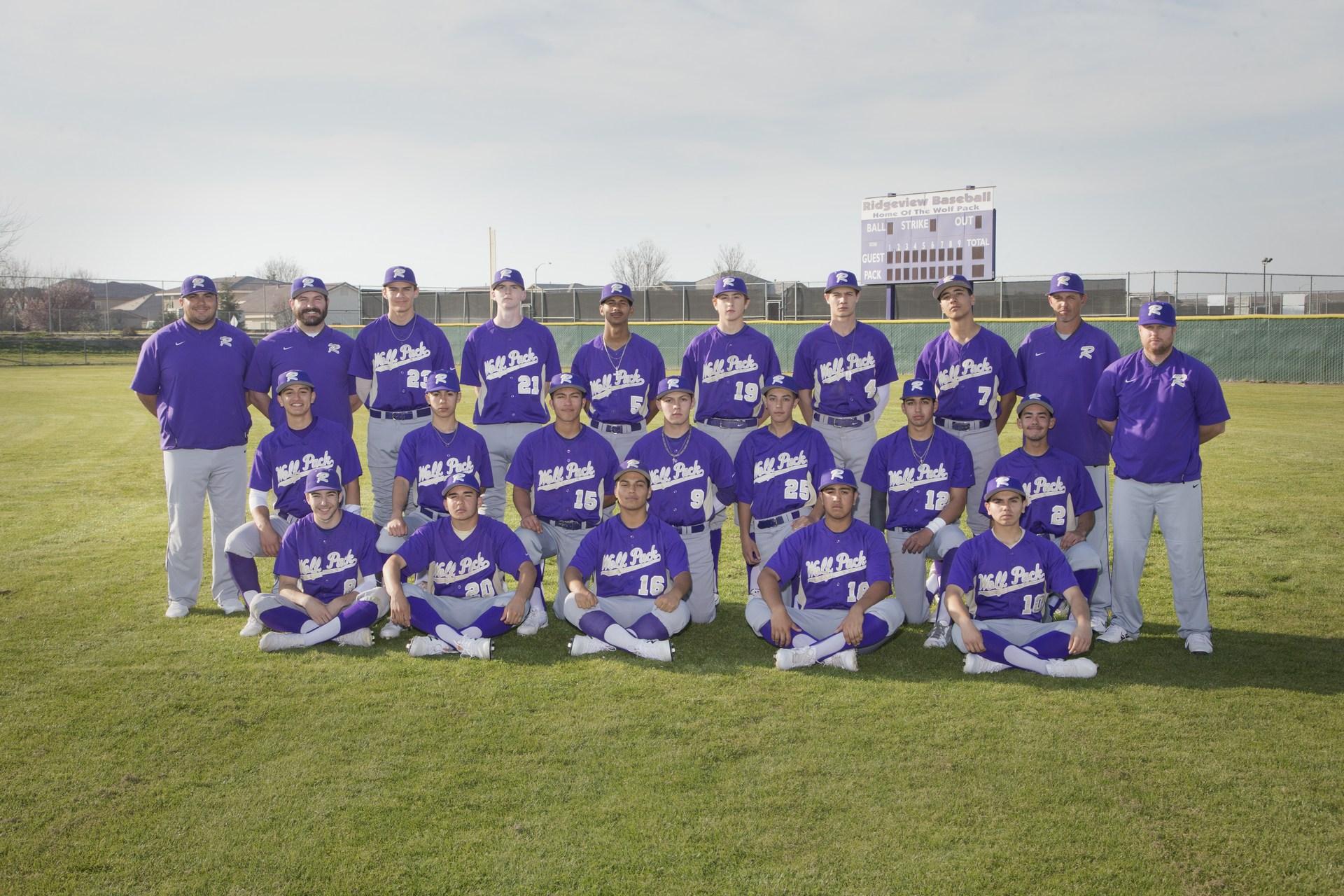 RHS Varsity Baseball