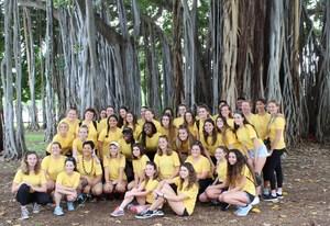 ESHS Choir in Hawaii 1.JPG