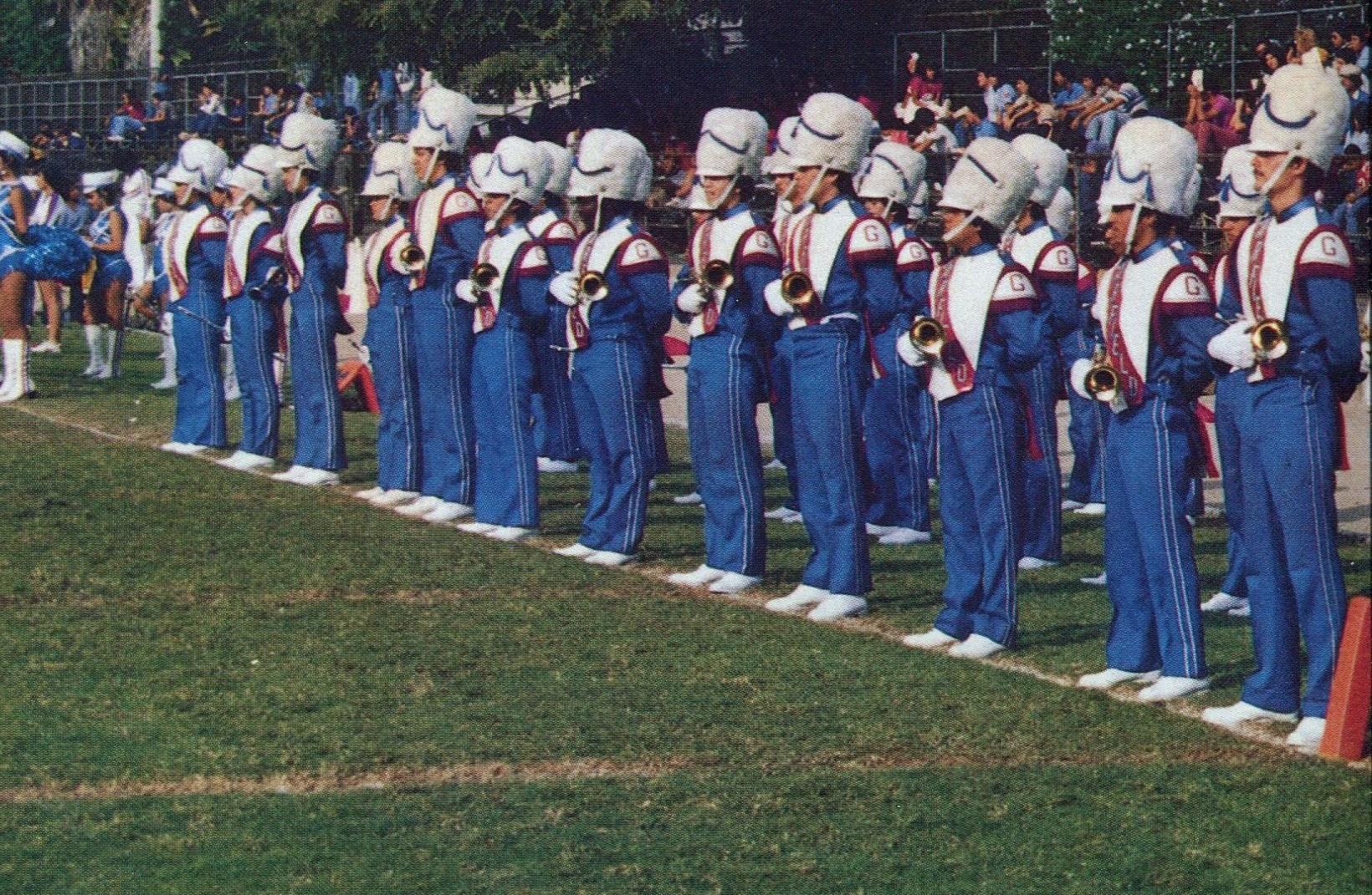 garfield band