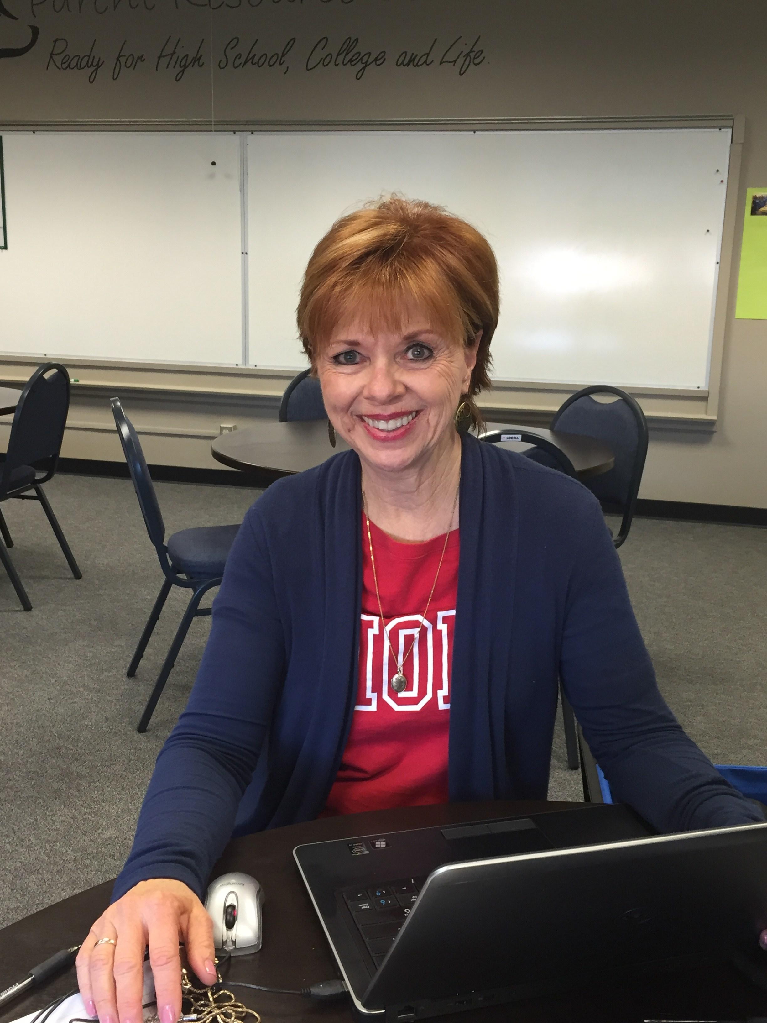 Hillview Principal, Wendy Davio