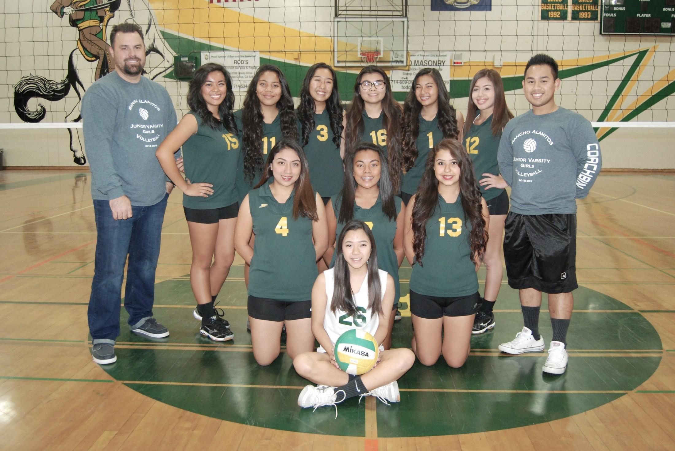 El Rancho High School Volleyball