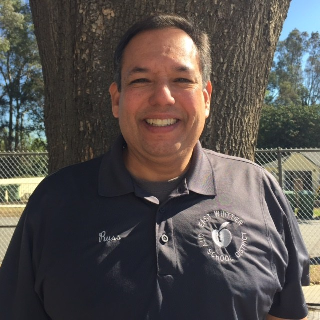Custodial Services Supervisor - Russ Cobos