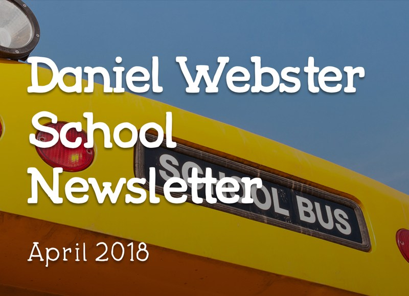 DWS Newsletter- April 2018