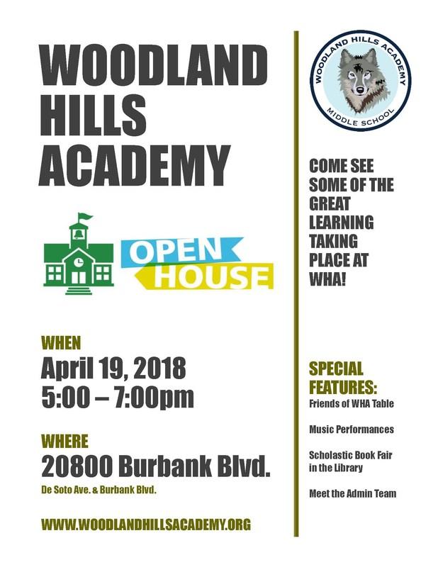 Open House 5-7pm Thumbnail Image