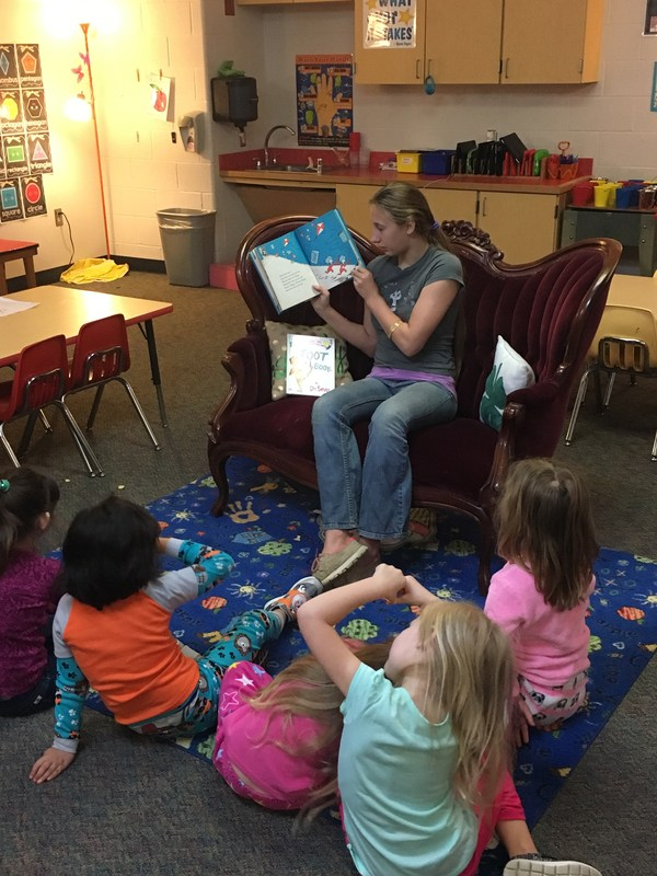 DJH Top Readers Help Diboll Primary Celebrate Dr. Seuss' Birthday Thumbnail Image