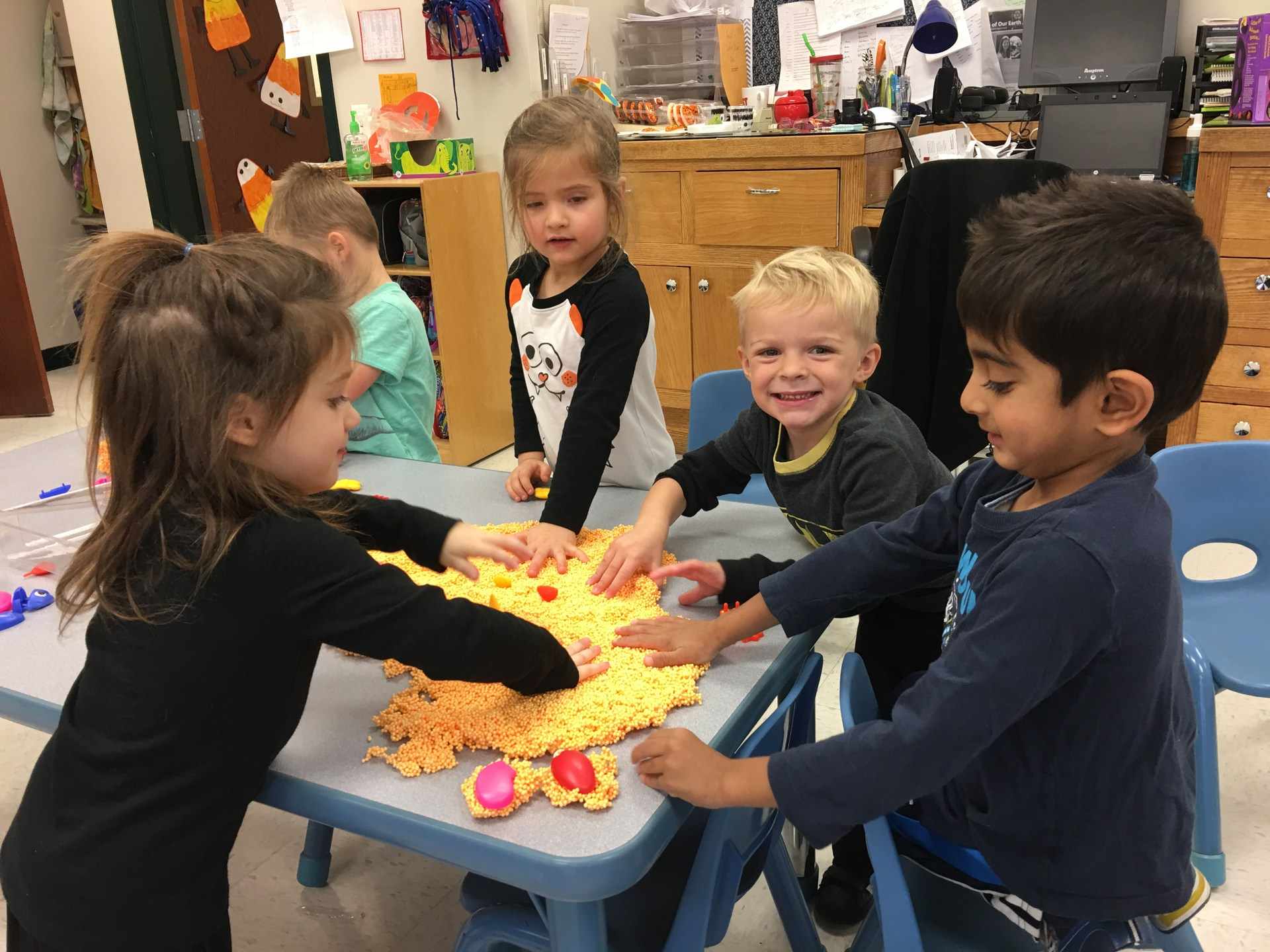 Sensory - Learning Centers