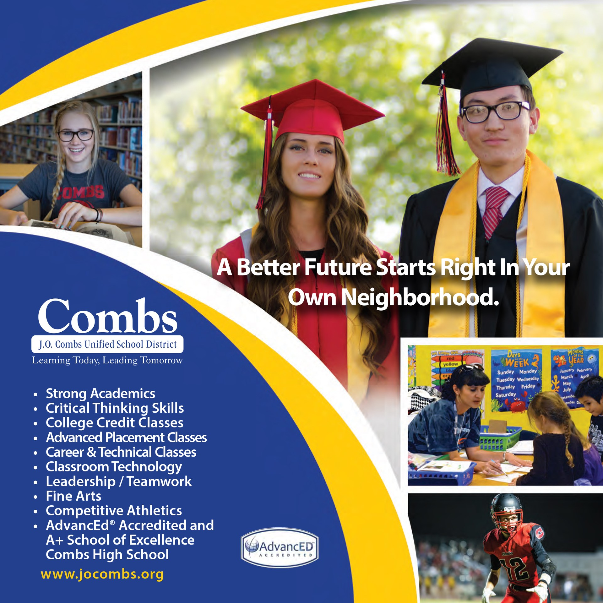 J.O. Combs Brochure