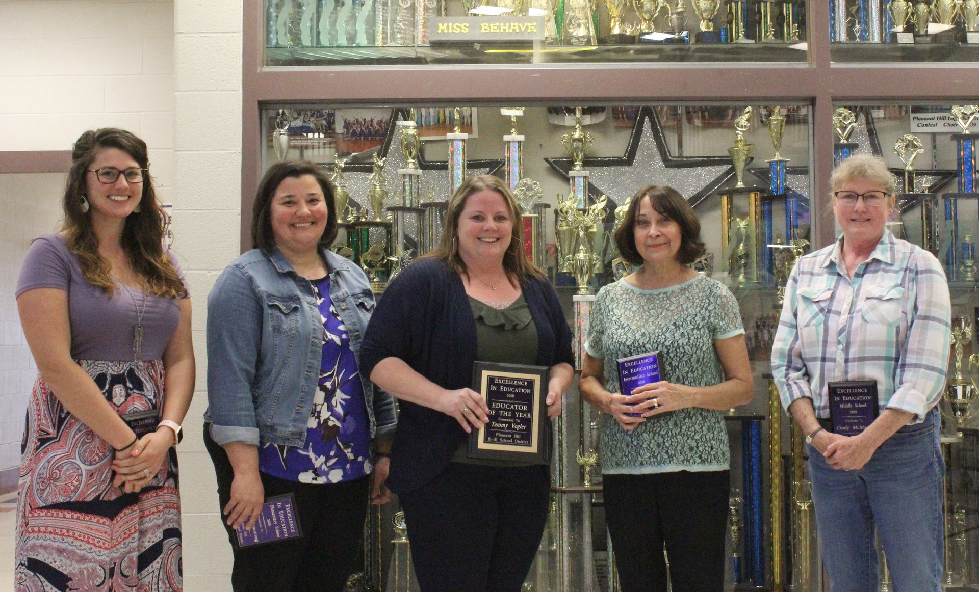 Excellence in Education Awards