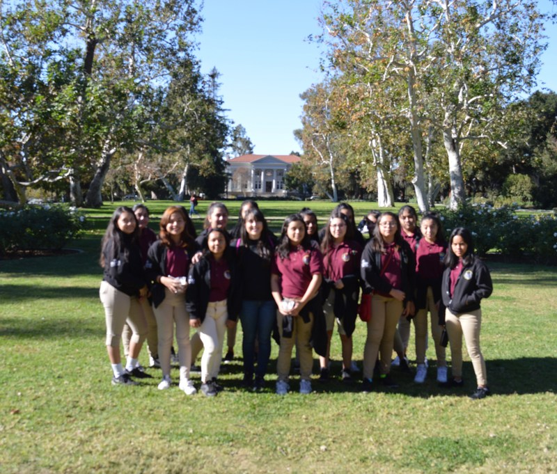 CRMA #4 Students Gear Up for Pomona College Thumbnail Image