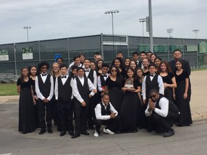Manor ISD Middle School Students win sweepstakes