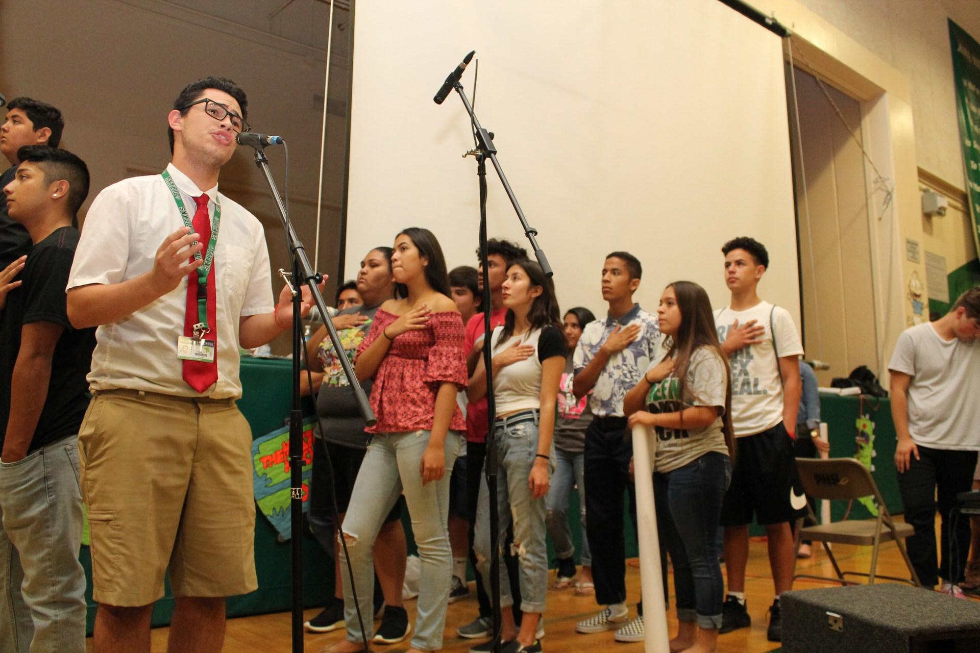 16-17 PHS Choir G.Cazares- JS OWNER