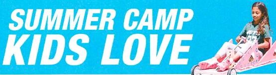 Summer Camps Kids Love Logo