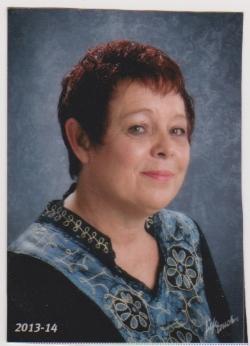 Mrs. Skadowski facing right
