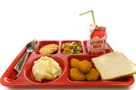 Cafeteria Lunch Info Thumbnail Image