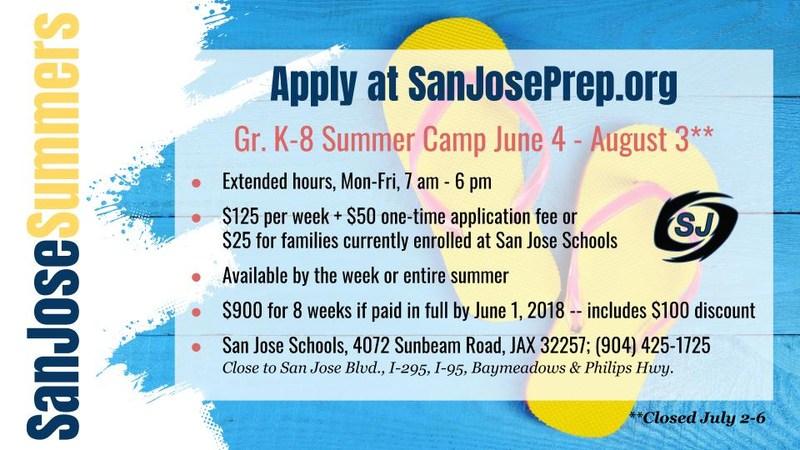 Summer Camp Information Featured Photo