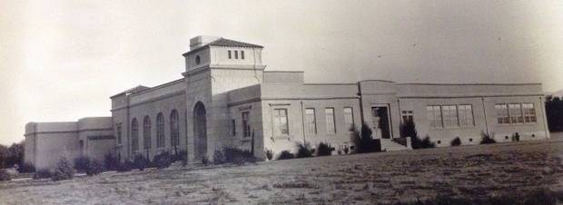 Hemet Elementary Built in 1927
