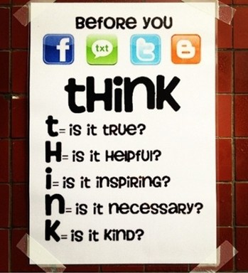 Think Before You Post image