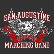 High School Marching Band Logo