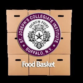 Food basket logo